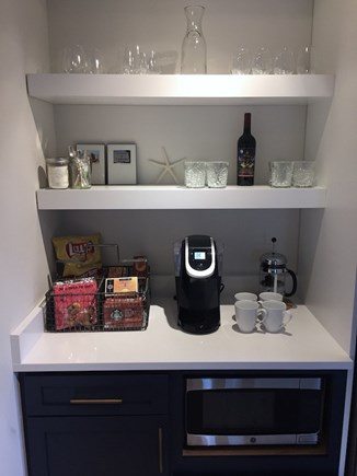 Vineyard Haven Martha's Vineyard vacation rental - Coffee Bar