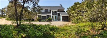 Edgartown-Chappaquiddick Martha's Vineyard vacation rental - Exterior of the house-notice the privacy of this location
