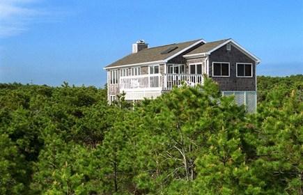 Edgartown-Chappaquiddick Martha's Vineyard vacation rental - BEAUTIFUL BAYVIEW.  at Wasque Point on Chappaquiddick Island