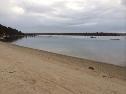 Oak Bluffs Martha's Vineyard vacation rental - Lagoon Pond Beach is just 1/10 mile away!