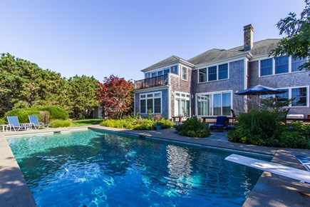 West Tisbury Martha's Vineyard vacation rental - Large Heated Outdoor Pool