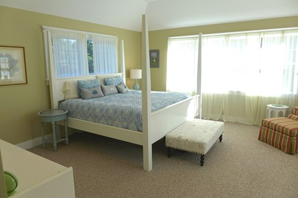 West Tisbury Martha's Vineyard vacation rental - Master Suite With King Bed
