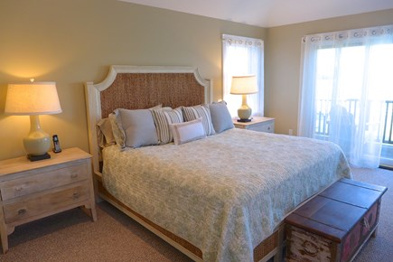 West Tisbury Martha's Vineyard vacation rental - Master Suite #2 with King Bed