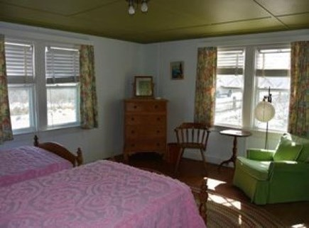 Oak Bluffs, East Chop Martha's Vineyard vacation rental - Twin Bed