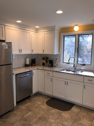 Edgartown, Oak Bluffs Martha's Vineyard vacation rental - Recently renovated kitchen