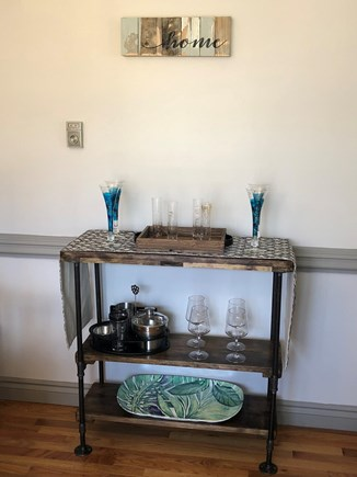 Edgartown, Oak Bluffs Martha's Vineyard vacation rental - All of the amenities for entertaining at home!