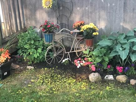 Edgartown Martha's Vineyard vacation rental - Welcome Garden!