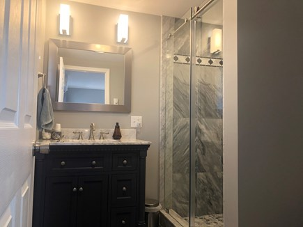 Edgartown, Oak Bluffs Martha's Vineyard vacation rental - Brand new tiled master bath for 2020!