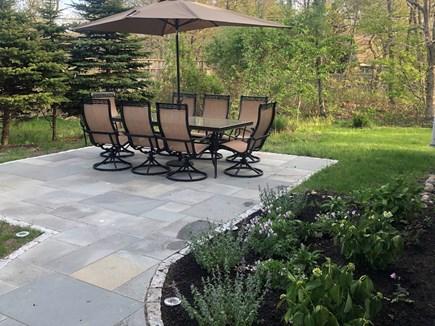 Edgartown, Oak Bluffs Martha's Vineyard vacation rental - New outdoor patio for BBQ time!