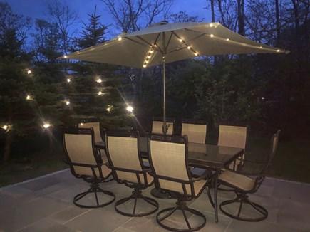 Edgartown, Oak Bluffs Martha's Vineyard vacation rental - A little night light for when the fun isn't quite done!