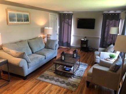 Edgartown, Oak Bluffs Martha's Vineyard vacation rental - Bright, sunny living room