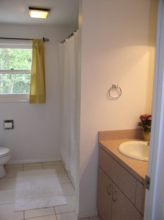 West Tisbury Martha's Vineyard vacation rental - The 1st FL full BA with a tub and shower
