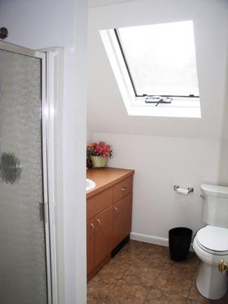 West Tisbury Martha's Vineyard vacation rental - 2nd FL full bath with a shower