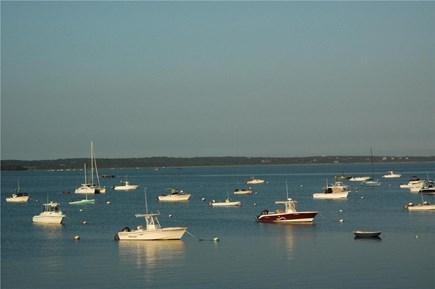 Katama - Edgartown, Edgartown Martha's Vineyard vacation rental - View of Katama Bay from Deck