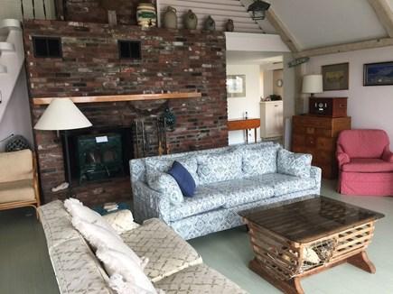 Katama - Edgartown, Edgartown Martha's Vineyard vacation rental - Light, spacious living Room