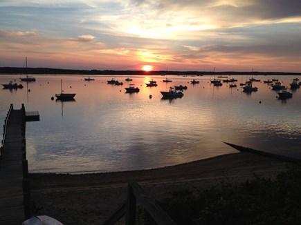 Katama - Edgartown, Edgartown Martha's Vineyard vacation rental - View of Bay at Sunrise