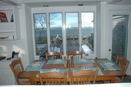 Katama - Edgartown, Edgartown Martha's Vineyard vacation rental - Kitchen View