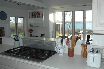 Katama - Edgartown, Edgartown Martha's Vineyard vacation rental - Kitchen Island