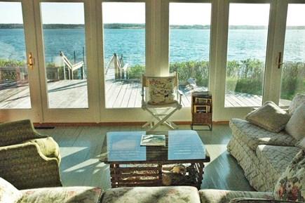 Katama - Edgartown, Edgartown Martha's Vineyard vacation rental - Bright Living Room