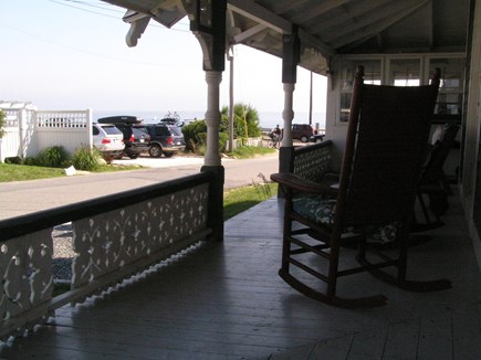 Oak Bluffs Martha's Vineyard vacation rental - Front of wrap around porch