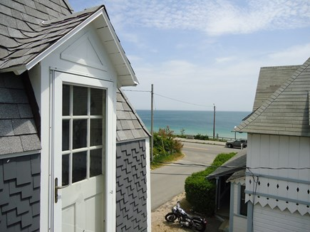 Oak Bluffs Martha's Vineyard vacation rental - View from the rooftop
