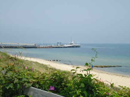 Oak Bluffs Martha's Vineyard vacation rental - View from across the street, Steamship Authority in Oak Bluffs
