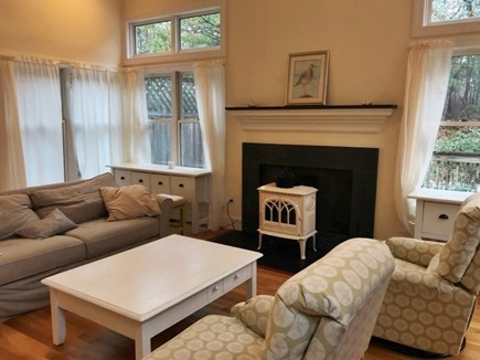 Vineyard Haven Martha's Vineyard vacation rental - Main Living Area with central AC