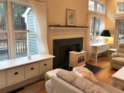 Vineyard Haven Martha's Vineyard vacation rental - Bright, airy Main Living Area
