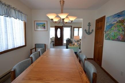 oak bluffs Martha's Vineyard vacation rental - Large Dining Table