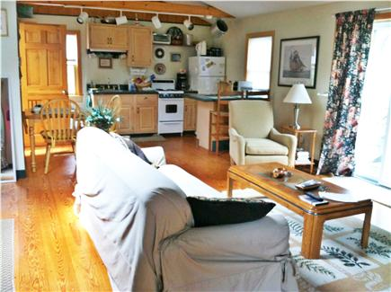 Edgartown Martha's Vineyard vacation rental - Queen sized pull out couch for extra sleeping