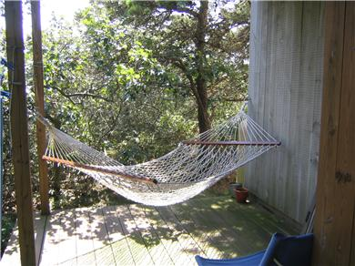 Edgartown Martha's Vineyard vacation rental - Hammockfor R&R