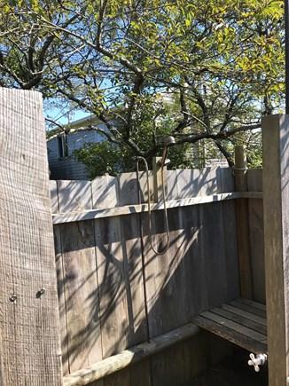 Aquinnah Martha's Vineyard vacation rental - Outdoor Shower