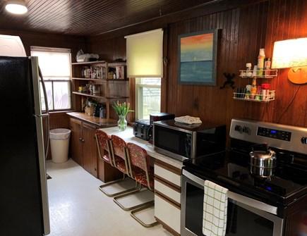 Oak Bluffs Martha's Vineyard vacation rental - Kitchen area facing other direction