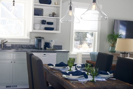 Oak Bluffs Martha's Vineyard vacation rental - Dining/Kitchen Area