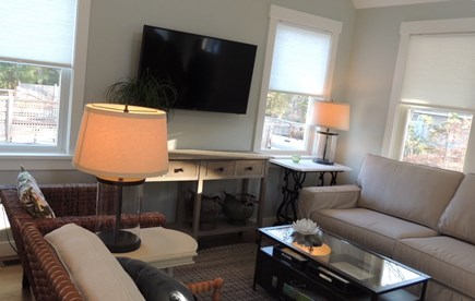 Oak Bluffs Martha's Vineyard vacation rental - New 48 Inch TV