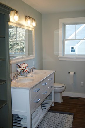 Oak Bluffs Martha's Vineyard vacation rental - Roomy Bath with Closet/Laundry