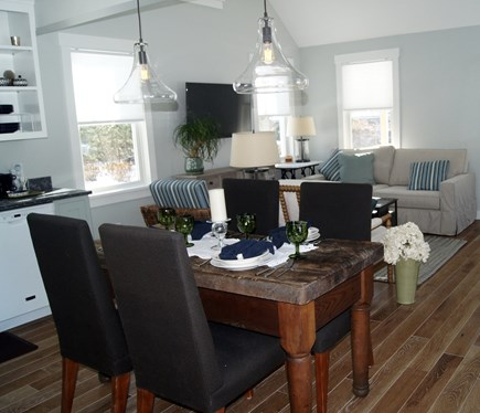 Oak Bluffs Martha's Vineyard vacation rental - Dining Area with Fully Stocked Kitchen