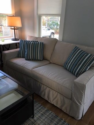 Oak Bluffs Martha's Vineyard vacation rental - Comfy Couch - Queen Size Sleeper