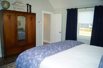 Oak Bluffs Martha's Vineyard vacation rental - Master Bedroom with Storage Closet