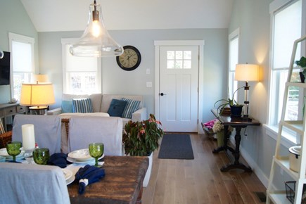 Oak Bluffs Martha's Vineyard vacation rental - Entry and Living Room