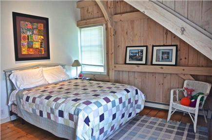 Aquinnah, Martha's Vineyard Martha's Vineyard vacation rental - 1 of 2 Queen Upstairs Bedroom