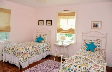West Tisbury Martha's Vineyard vacation rental - Twin beds