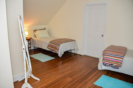 West Tisbury Martha's Vineyard vacation rental - Bonus room third floor with two bedrooms with queen beds and bath
