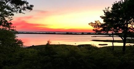 Vineyard Haven Martha's Vineyard vacation rental - Enjoy memorable sunsets across Lake Tashmoo & Vineyard Sound.