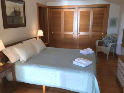 Vineyard Haven Martha's Vineyard vacation rental - Bedroom 2, opens to covered balcony and amazing water views.