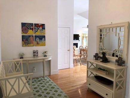 Edgartown Martha's Vineyard vacation rental - Large sunny open foyer