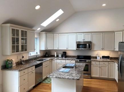 Edgartown Martha's Vineyard vacation rental - Expansive gourmet kitchen with full line appliances