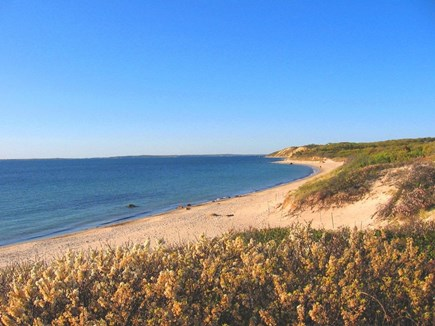 West Tisbury Martha's Vineyard vacation rental - You have access to gorgeous LAMBERTS COVE BEACH! -10 min drive