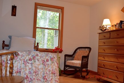 West Tisbury Martha's Vineyard vacation rental - Twin bedroom - 1st floor
