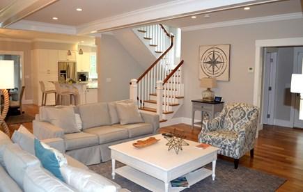 Oak Bluffs Martha's Vineyard vacation rental - Open first floor living area